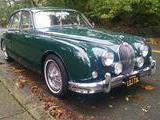 1962 Jaguar Mark 2 British Racing Green Alex Haugland