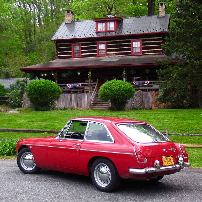 For Sale: MG MGC GT (1968) offered for GBP 9,541