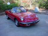 1990 Alfa Romeo Spider