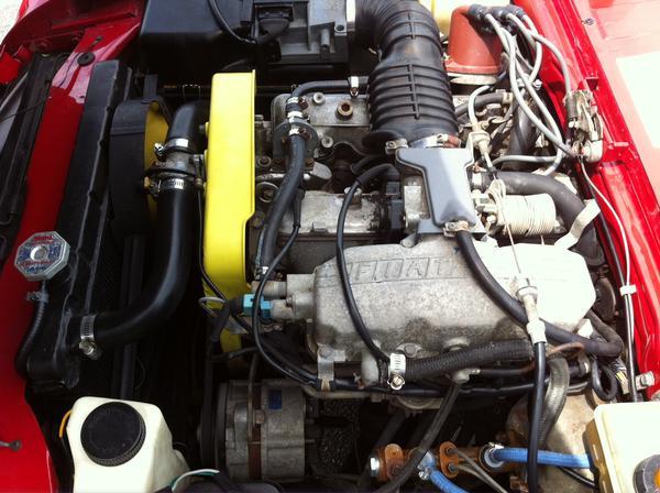 1980 Fiat 124 Spider 2000  124cs20158285    Registry   The
